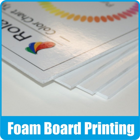 Foam board printing glasgow