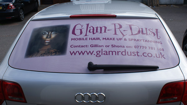 Window graphics glasgow scotland etch vinyl stickers glasgow banners signs online outdoor pvc roller banner stands large format